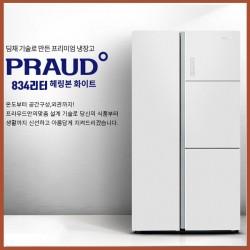 위니아딤채 양문형냉장고  834L WRK839EJHW sh장기할부 시스템