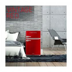 코스텔 클래식 레트로 냉장고 86L 빈티지 레드 CRS-86GARD,블랙,블루, sh장기할부