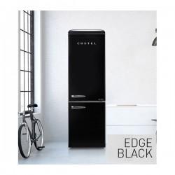 코스텔 클래식 레트로 냉장고 300L 크림 아이보리 CRS-300GAIV,블루,블랙,레드, 장기할부